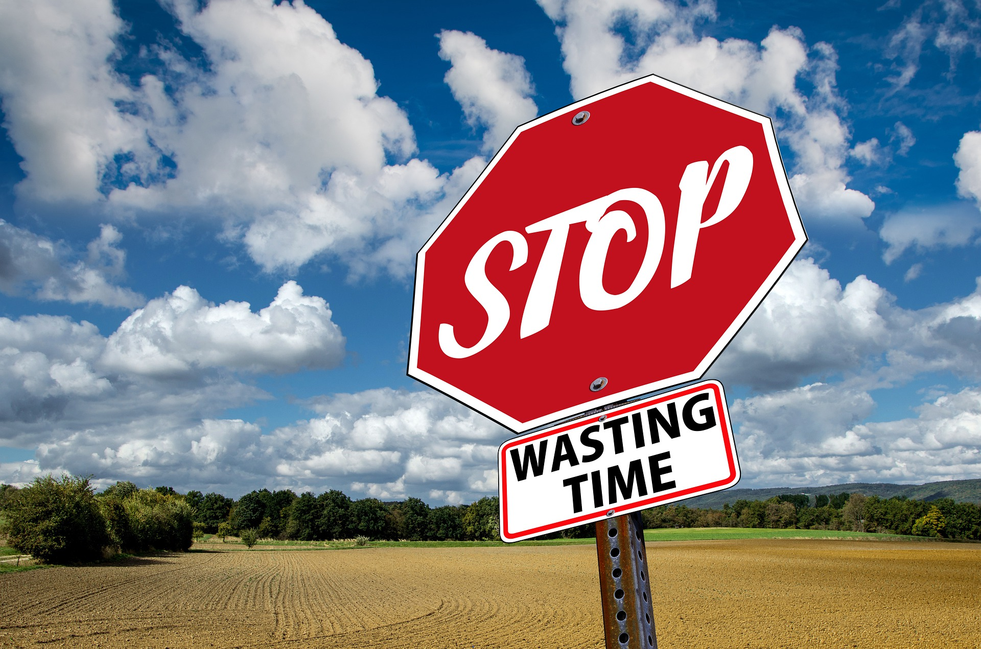 Time Wasted: Your Social Media Strategy